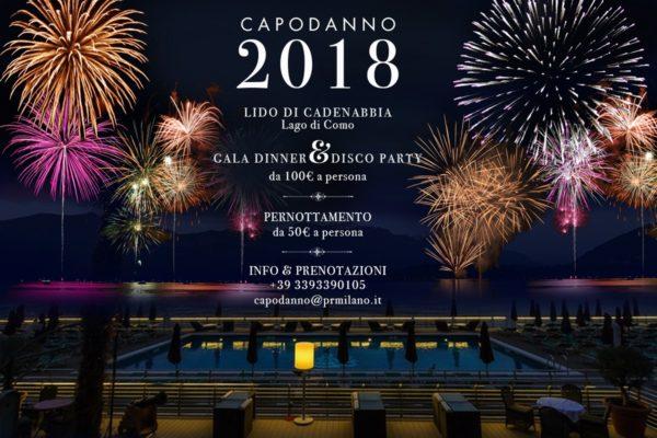 CAPODANNO 2018 HOTEL LIDO DI CADENABBIA